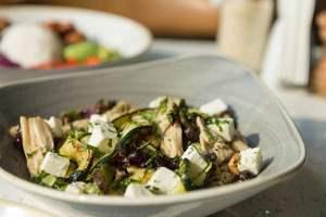 Drivu Chicken Zucchini Salad