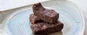 Drivu Vegan Hazelnut Dark Chocolate Gluten Free Brownie Bites