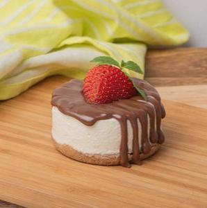 Drivu Nutella Cheesecake