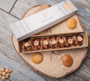 Drivu Hazelnut Mix Chocolate Mini Pancakes