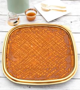 Drivu Large Caramel Milk Cake