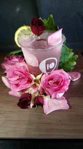 Drivu Rose Sparkling Juice