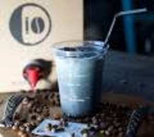 Drivu Iced Black Unicorn Latte