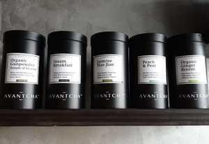 Drivu Organic Gunpowder Tea