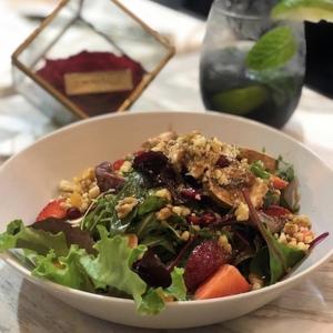 Drivu Rocca Salad سلطة روكا