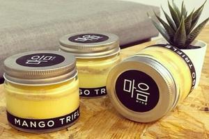 Drivu Mango Trifle