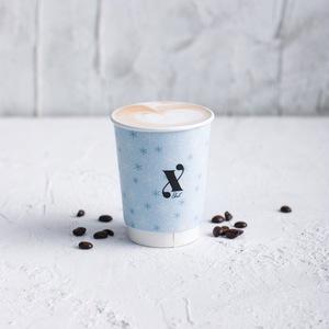 Drivu Hot Salted Caramel Latte