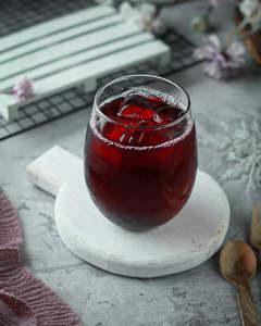 Drivu Hibiscus & White Iced Tea