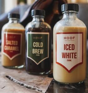 Drivu Iced White Bottle (250ml)