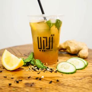 Drivu Ginger Iced Tea