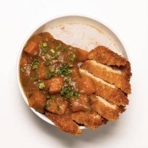 Drivu Katsu Chicken Curry