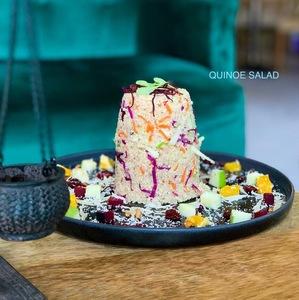 Drivu Citrus Quinoa Salad