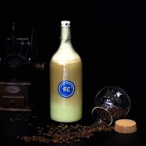 Drivu Pistachio Latte Bottle (1 liter)