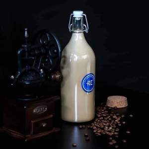 Drivu Salted Caramel Latte Bottle (1 liter)