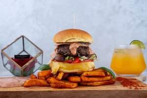 Drivu Beef burger