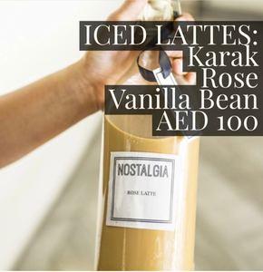Drivu Karak Iced Latte (1 liter)