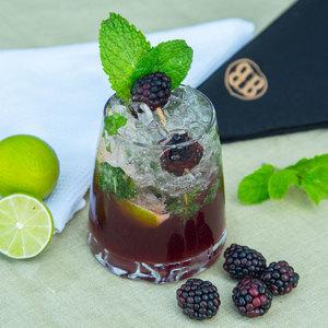 Drivu Blackberry Mojito