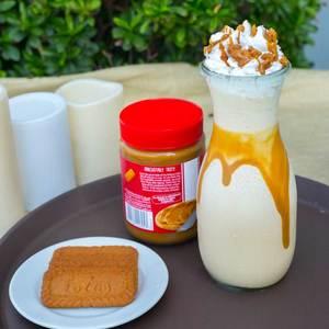 Drivu Biscoff Milkshake