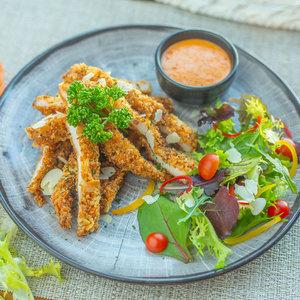 Drivu Almond Chicken Strips