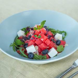 Drivu Watermelon Feta Cheese Salad