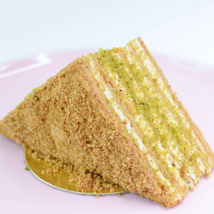 Drivu La Gateau Miel (Traditional Honey Cake)