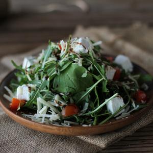Drivu Rocca Mocca Salad