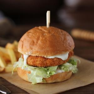 Drivu Shrimp Burger