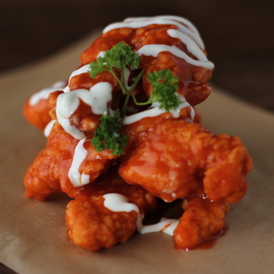 Drivu Hot & Spicy Chicken Nibbles