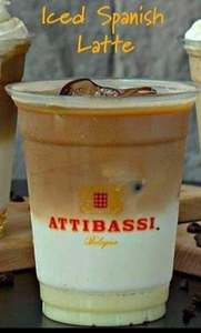Drivu Attibassi Spanish Latte