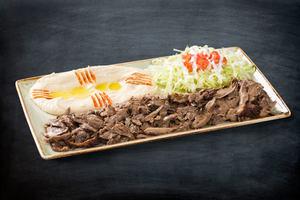 Drivu Shawarma beef plate