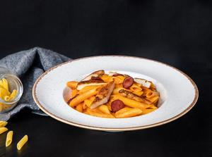 Drivu Sausage Chicken Pasta