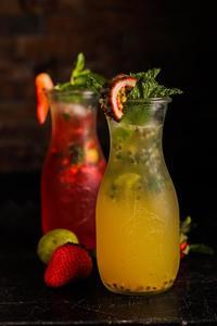 Drivu Passion & Strawberry Fruit