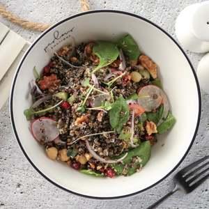 Drivu Quinoa & Lentils Salad