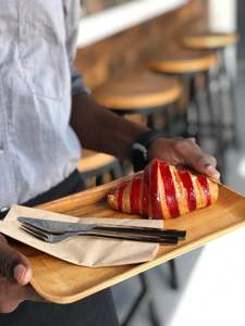 Drivu Strawberry Croissant