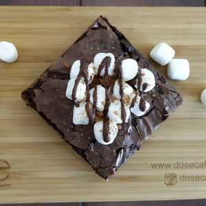 Drivu S'mores Brownie