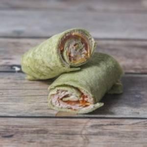 Drivu Smoked Turkey & Cheese Wrap