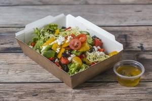 Drivu Greek Salad