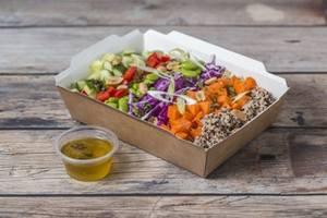 Drivu Thai Quinoa Salad