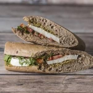 Drivu Tomato & Mozzarella Sandwich