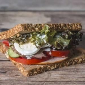 Drivu Dose Club Sandwich