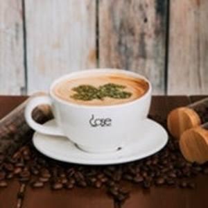 Drivu Hot Dose Pistachio Latte (12oz)