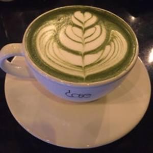 Drivu Hot Matcha Latte (12oz)