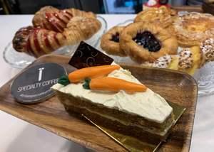 Drivu Carrot Cake