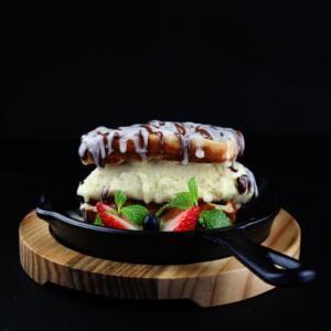 Drivu Waffle Sandwich
