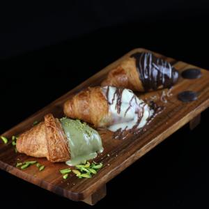 Drivu Mini White Chocolate Croissant