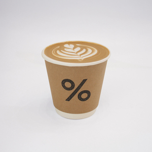 Drivu % Blend Honey Latte (Hot)