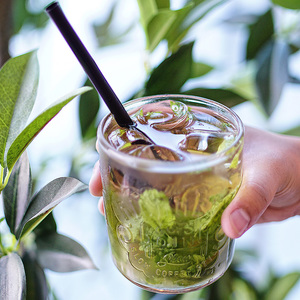 Drivu Green Tea Mojito