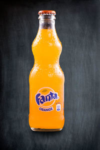 Drivu Fanta Orange