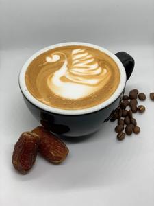 Drivu latte vanilla