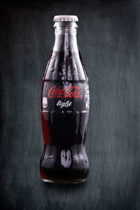 Drivu Light Coca Cola